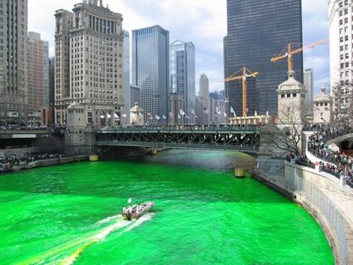 [Google Doodle] 聖派翠克節 今天就穿著綠色衣服出門吧!
