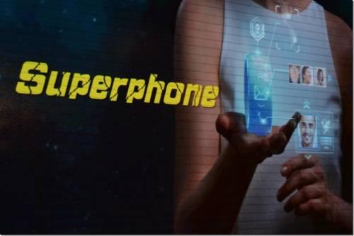 SuperPhone 時代來臨 華為提出下世代手機願景