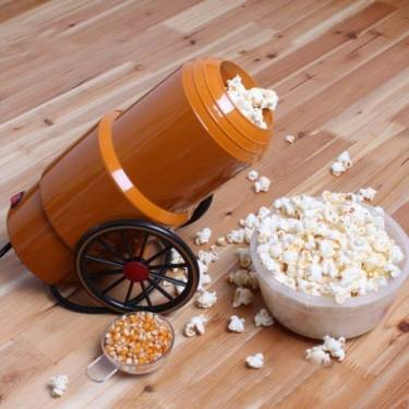 Cannon Popcorn Maker 大砲爆米花機 好吃又好玩
