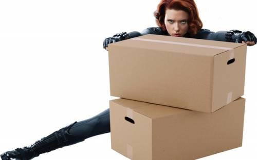 黑寡婦史嘉莉喬韓森懷孕,【復仇者 2】有 9 個有趣方法幫她藏肚子