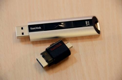 Sandisk推出全新OTG雙USB接頭隨身碟與USB 3.0高速隨身碟