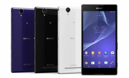 Sony 推出大螢幕智慧型手機 Xperia T2 Ultra