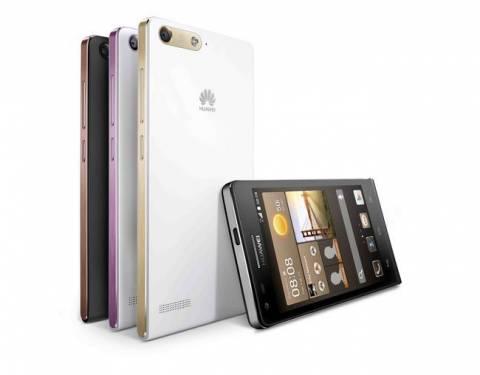 HUAWEI Ascend G6 4G智慧型手機 色彩鮮豔 操作簡易