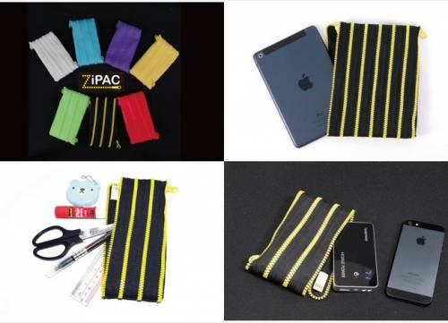 ZiPAC告別糾結的電線!手機包 電源線二合一