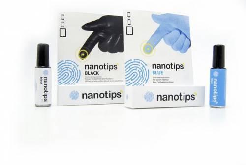 NANOTIPS 將普通手套改造成觸控螢幕手套的液體