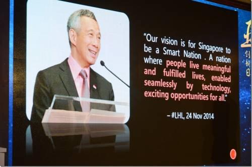 華為 Innovation Day 新加坡登場 用數位技術打造智慧國度