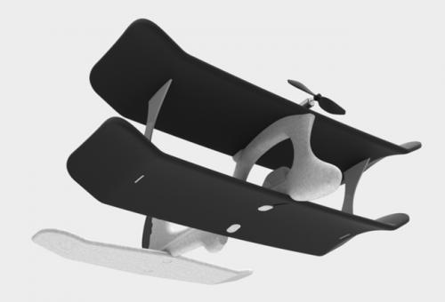 用手機搖控飛機 SmartPlane讓你輕快飛翔