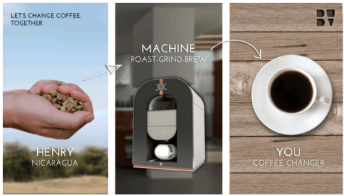 咖啡烘焙 研磨 沖煮 Bonaverde一機搞定