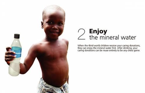 Water 038; Wisdom 水與智慧 給第三世界兒童泉源與快樂童年