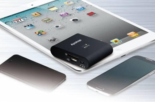 2014 台灣精品獎加持!Apotop Wi-Copy 多功能無線讀卡機