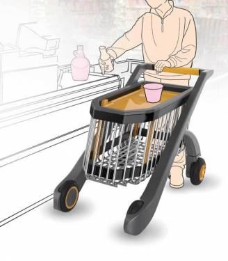 Drop Cart 逛大賣場變得輕鬆
