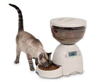 Control Automatic Pet Feeder 控制寵物的飼料量