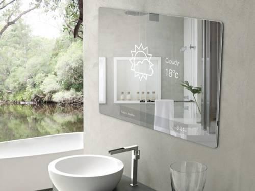 Mirror 2.0 e化盥洗娛樂設備 在浴室也不無聊