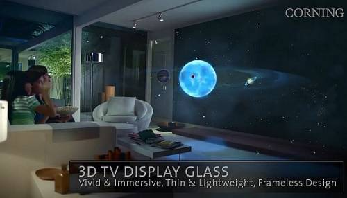 A Day Made of Glass 想像未來身邊全部是智慧觸控科技時…