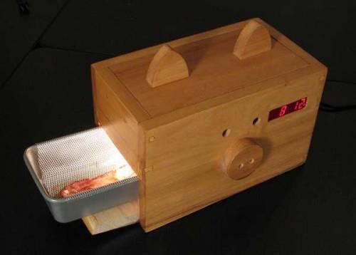 Wake'n Bacon 讓你每天早晨在培根香味中甦醒