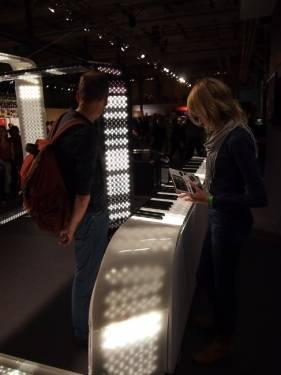 QisDesign《光 韻 Melody of Light》驚豔荷蘭設計週