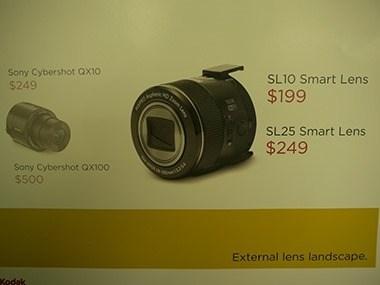 JK Imaging 推出柯達Kodak PIXPRO SMART LENS 無線鏡頭相機