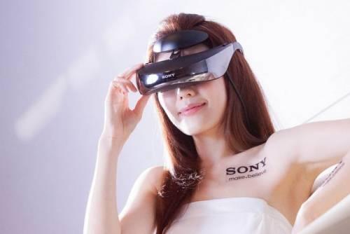 Sony第三代3D頭戴式影院HMZ-T3W 『無線』登台
