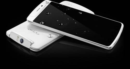OPPO N1 智慧型手機全球首搭可翻轉式相機