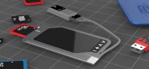 USB2USB 超薄型轉存器 你還需要用電腦轉存嗎
