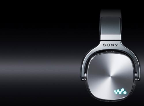 三合一Sony Walkman 聽音樂只需要戴耳機