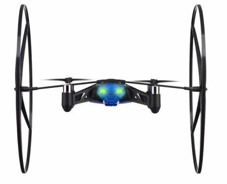 Parrot於CES展出 MiniDrone 迷你遙控四軸直升機與彈跳遙控車Parrot Jumping Sumo