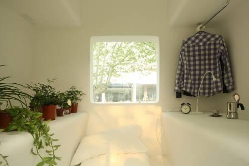 Micro House 微型積木屋 解決居住擁擠問題?