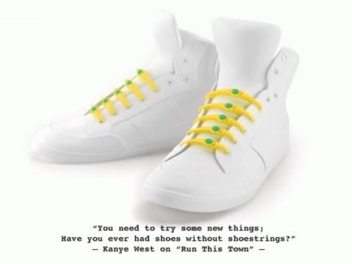 HICKIES 超級懶人鞋帶 解放蝴蝶結吧