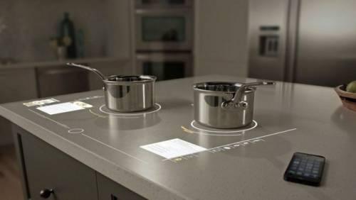 Whirpool展出概念爐具 引發未來廚具想像