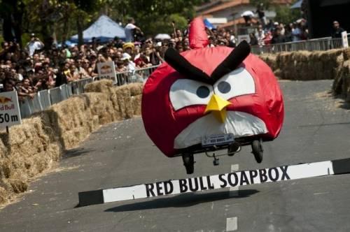 Red Bull Soapbox Race 皂飛車大賽 9 29台北藝術大學見