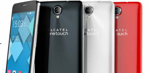 Alcatel於CES 2014展出8核心 OneTouch Idol X+
