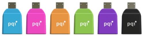 PQI推出三款Connect旗艦隨身碟 支援行動裝置很方便