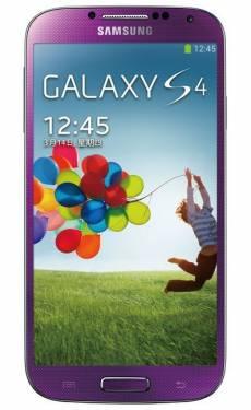Samsung GALAXY S4 星耀紫 星燦粉 閃耀新色登場