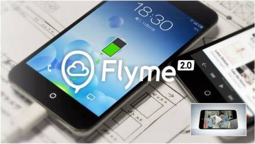 Android變種兄弟 魅族 Flyme OS