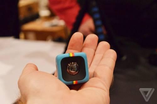 骰子般大小的攝影機!Polaroid寶麗來推出35mm立方攝影機