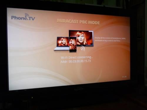 就是要「放大」你滿足感 - Phone.TV 無線多媒體分享器