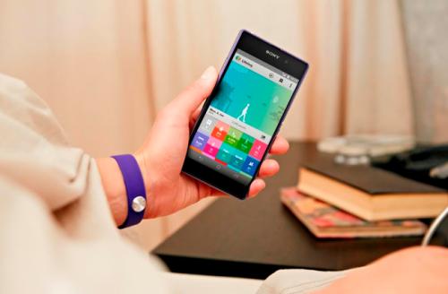 Sony SmartBand 擘畫全新智慧穿戴體驗