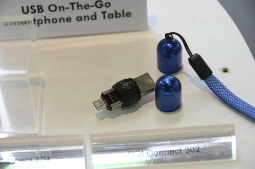 行動裝置未來的迷你儲存市場來了 - pqi OTG