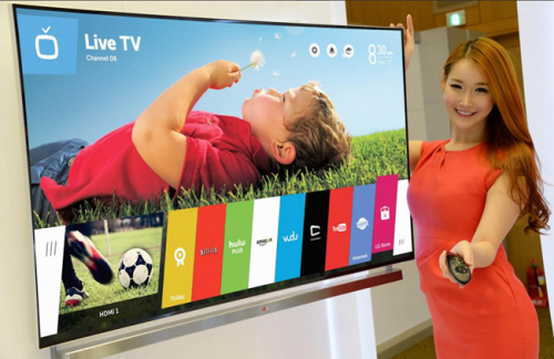 LG webOS 智慧電視CES 2014亮相 操作更平易近人