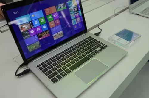 Windows 8 筆電潮來襲 COMPUTEX Taipei 2013