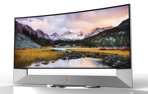 LG推出世界最大曲面電視 105吋曲面 21:9 UHD問世