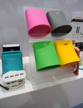 有夠可愛的 thecoopidea Jelly 5.1A USB 充電集線器