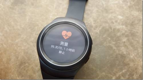 圓形錶面 Samsung Gear S2 動手玩 配戴更舒適 操作更人性