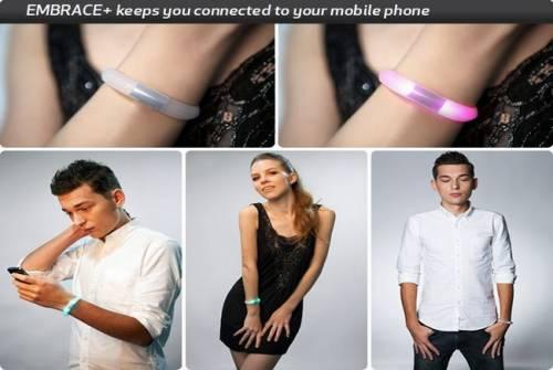 擁抱你的生活 時尚智慧手環 EMBRACE+