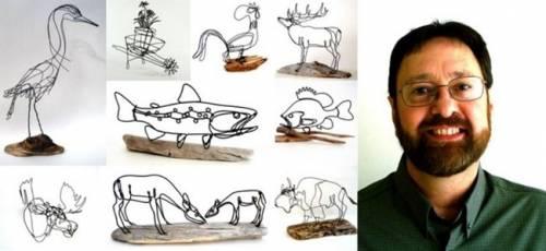 神來之筆 畫出3D立體創造力