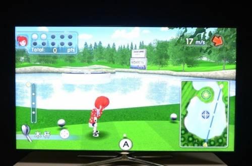 邀稿 迎風而戰!Samsung Smart TV 決戰果嶺小白球!