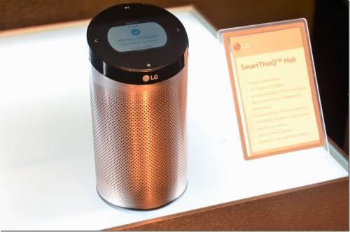 LG 推出物聯網裝置 SmartThinQ Hub 可感測非 LG 產品