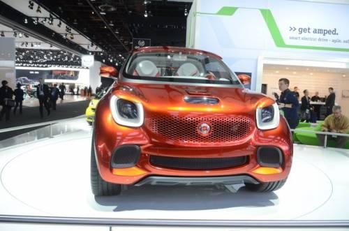 Ford NAIAS邀訪 Day 3: 北美車展新車雲集