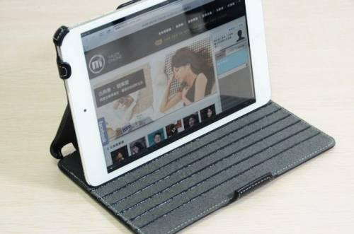 商務人士專用的 iPad mini 多角度立體保護套