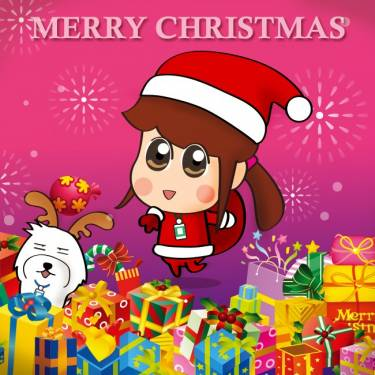 [Google Doodle] Google祝全世界佳節愉快!Happy Holidays!